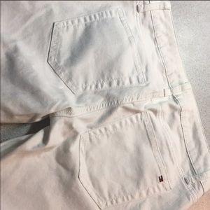 Tommy Hilfiger White Jeans size 2